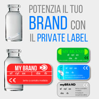 Private Label lenti a contatto